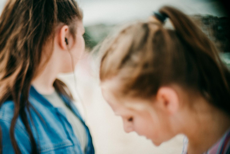 Sisters at Bondi