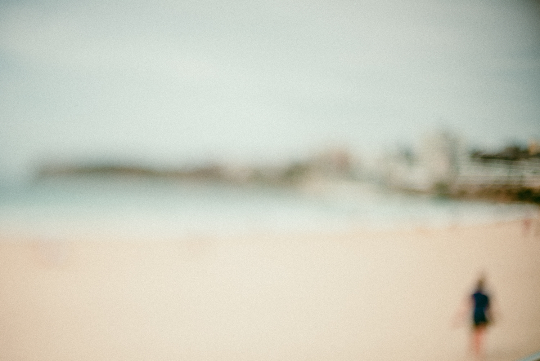 Bondi Beach Portraits