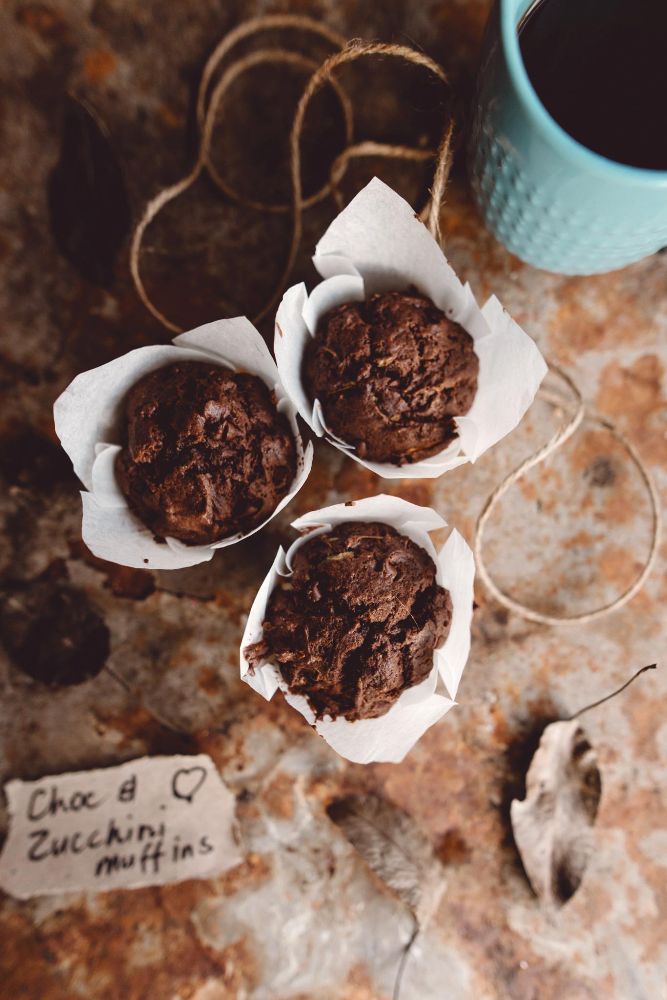 food-photographer-sydney-muffins-on-a-flatlay