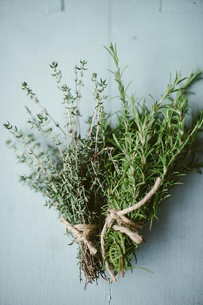 food-photographer-sydney-herbs-flatlay
