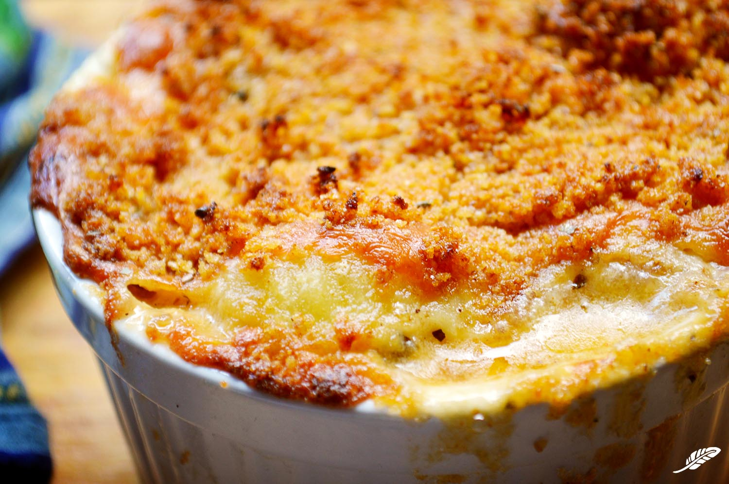 Baked Gnocchi 'N' Cheese