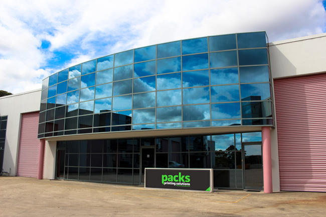 Packs Printing Solutions Head Office