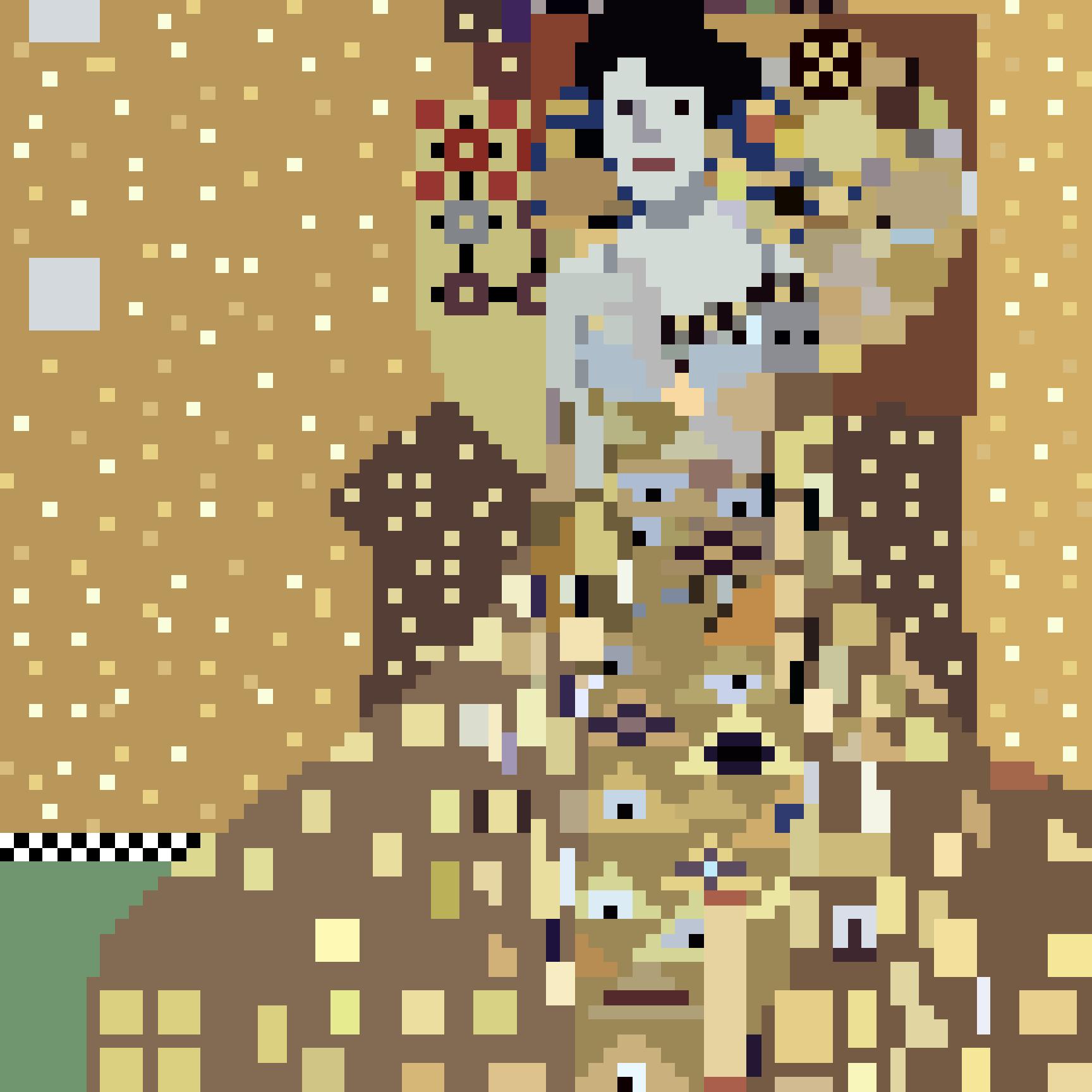 """Gustav Klimt's """"Portrait of Adele Bloch-Bauer"""""""