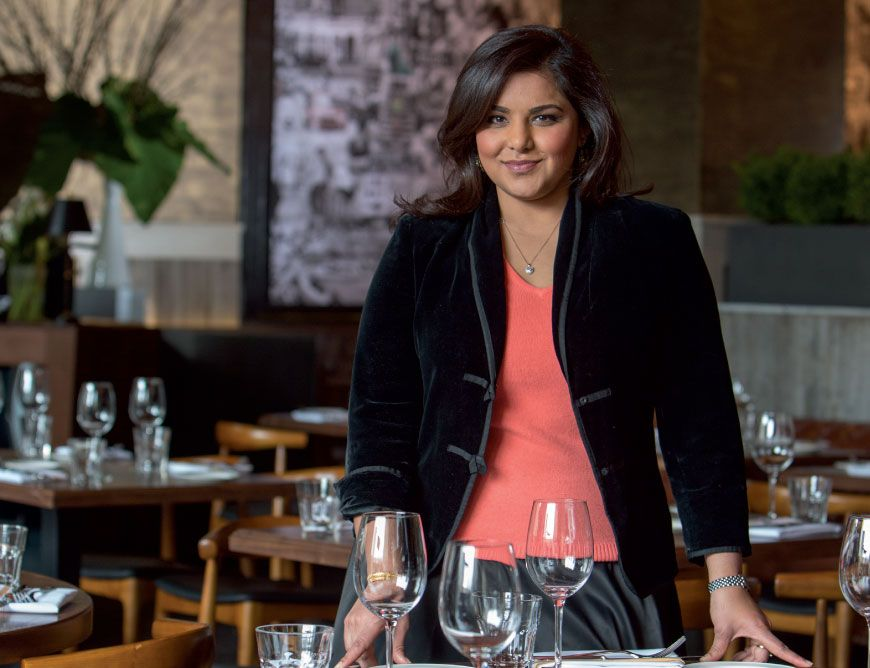 About Me - Master Sommelier, Host of Check, Please! & Restaurateur