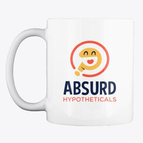 Absurd Hypotheticals Mug  $11.99