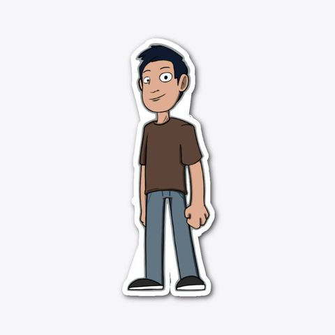 Chris Sticker  $4.99
