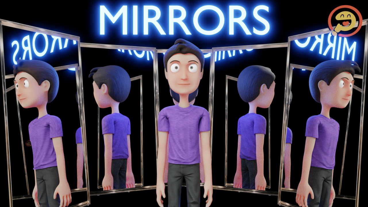 Episode 115: What if everything was a mirror?
