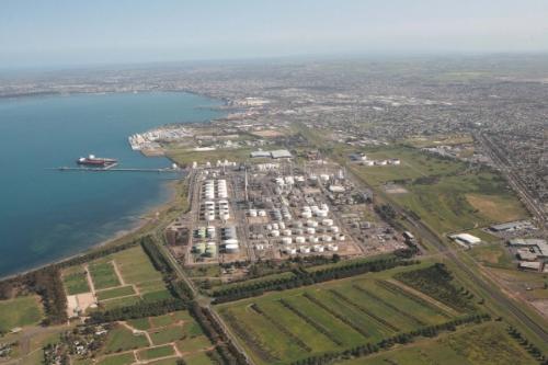 Viva Energy, Geelong Refinery   Credit: Transforming Geelong