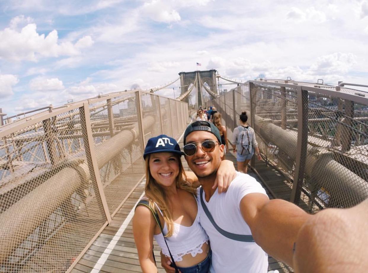 brooklyn-bridge-selfie