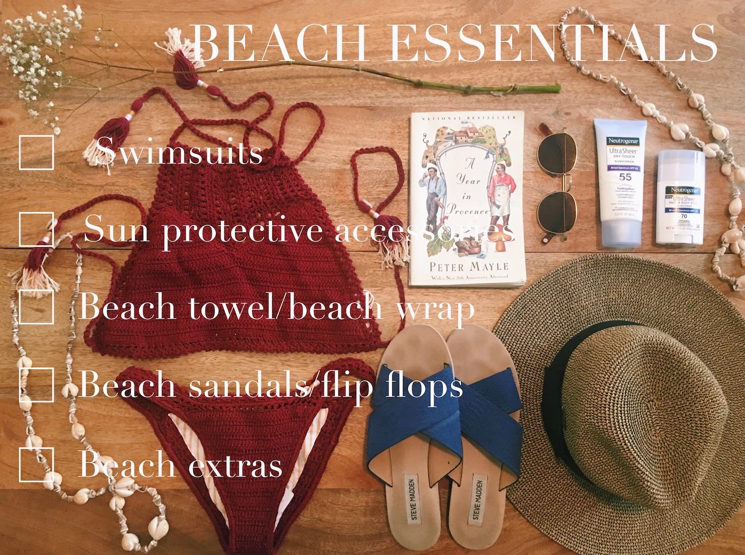 beach-essentials-packing-checklist