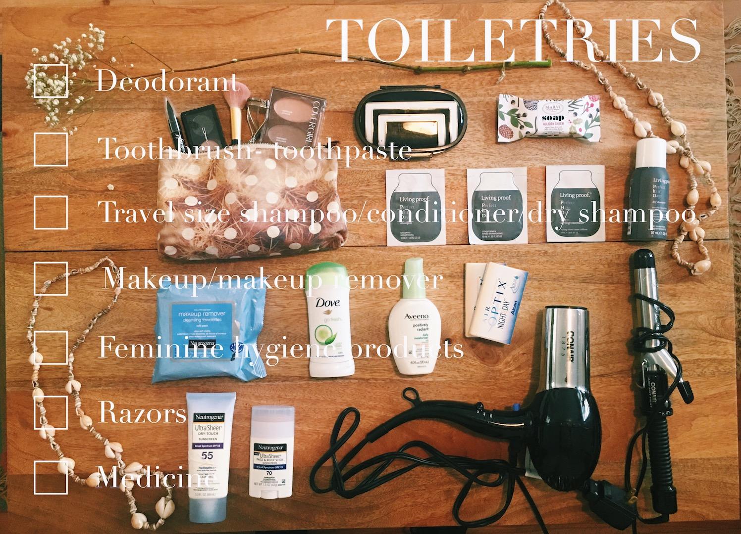 toiletries-travel-packing-checklist