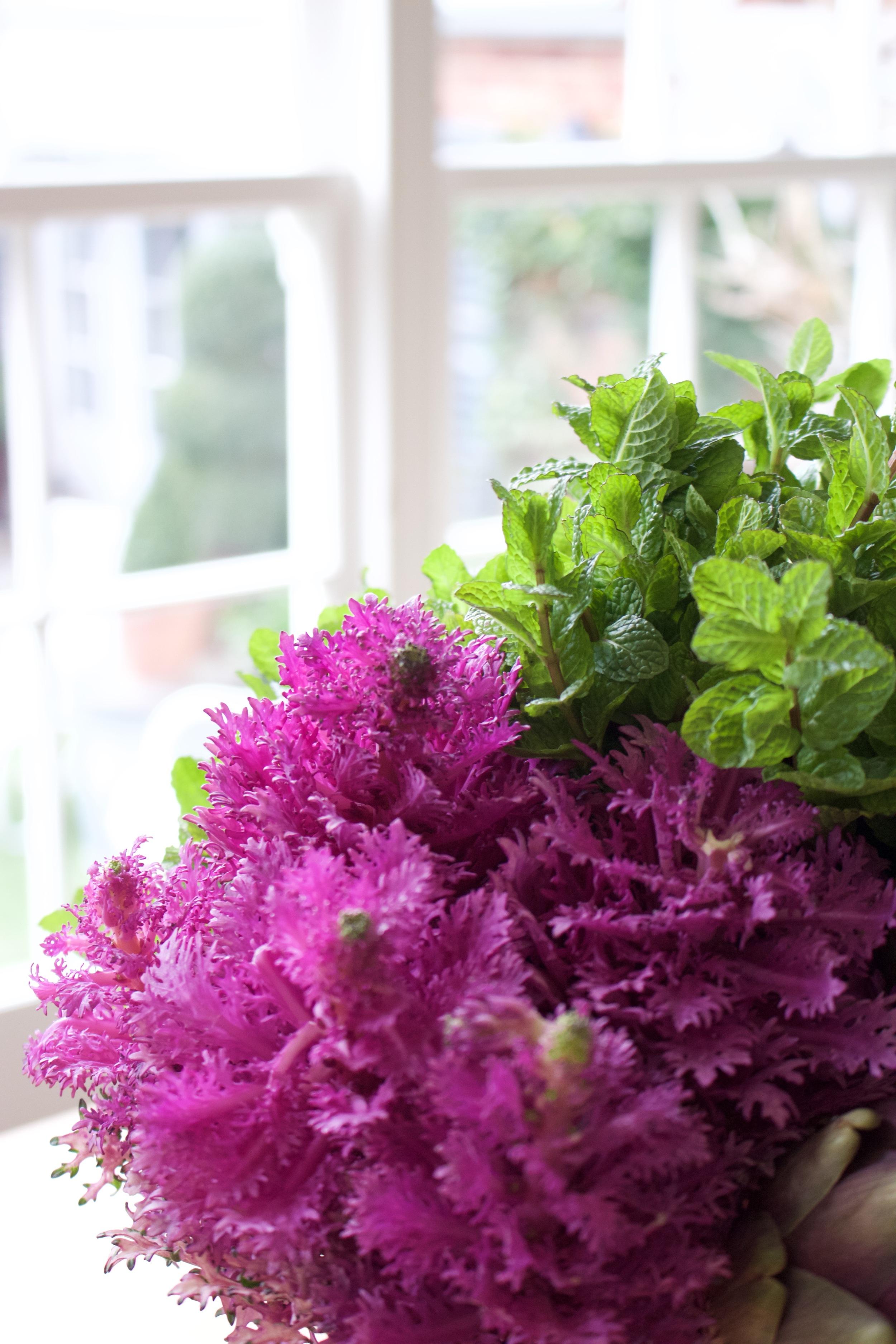 Vegetable Floral Arrangement
