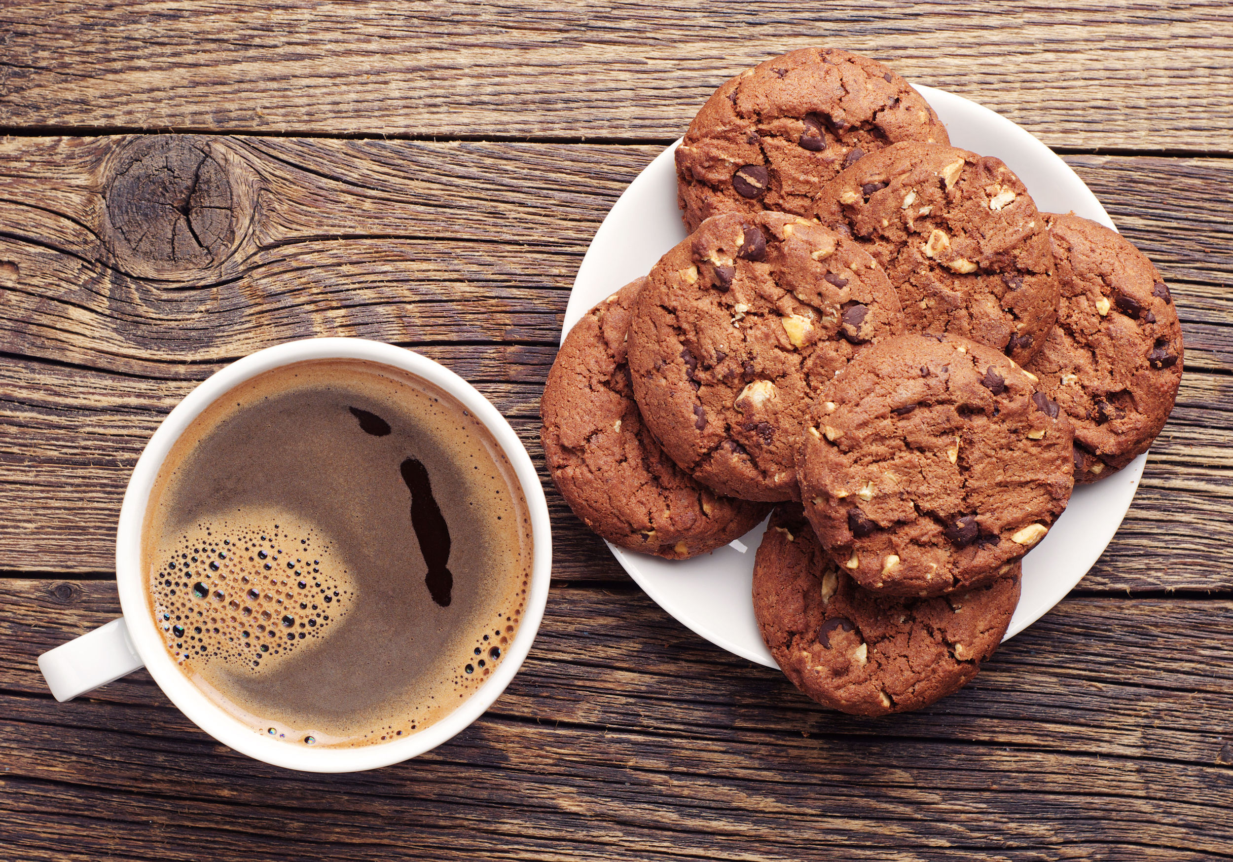 Double Malt Chocolate Cookie