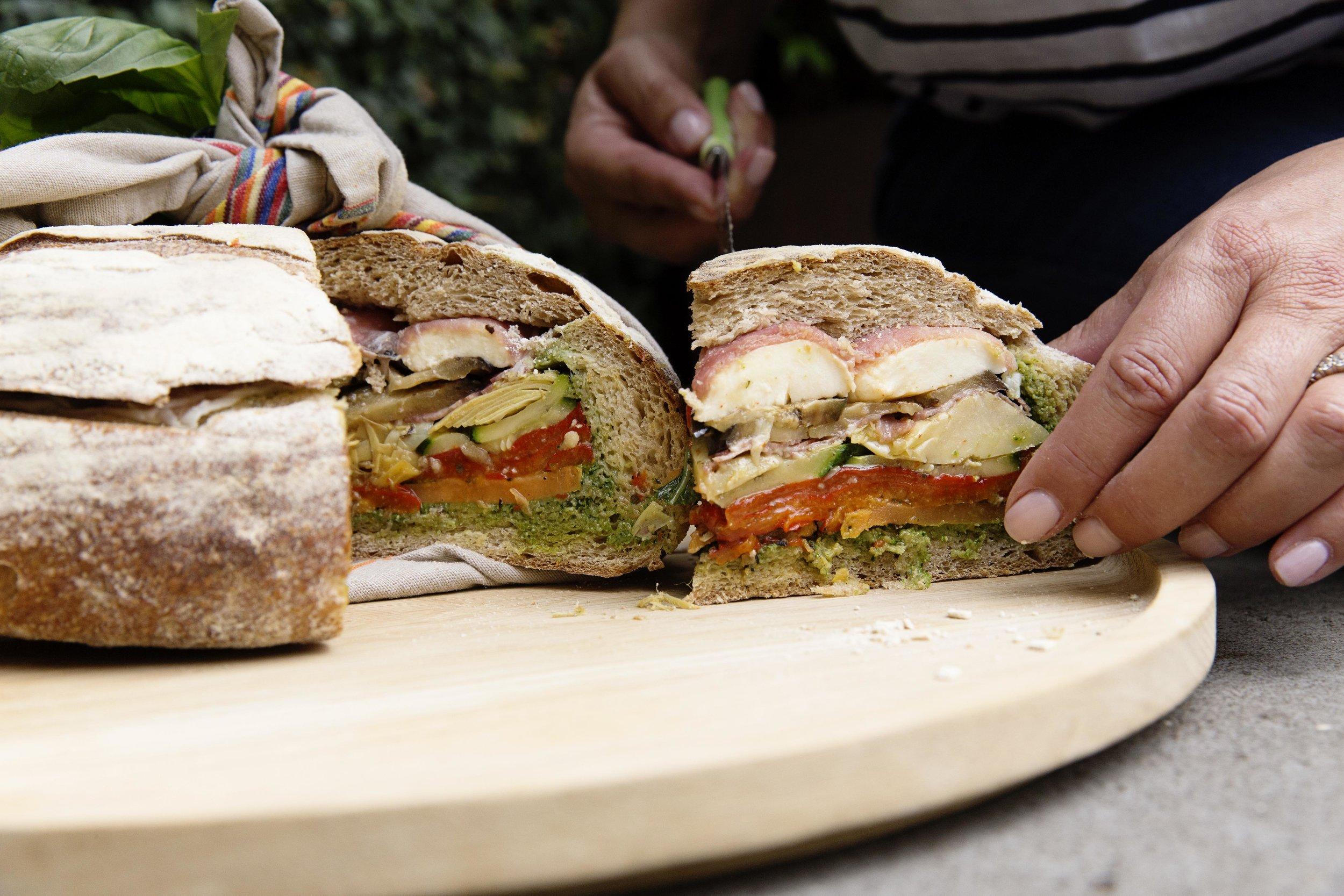 Striped Picnic Bread 024.JPG
