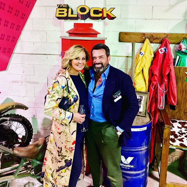 Last night was for me a dream come true! I have loved and watched every season of @theblock but have never been through any of the finished homes... that has all changed and last night I went through this seasons houses at The Oslo! I was blown away by the size and incredible job all the contestants have done! Congratulations @mitchandmark @eliseandmatt @andyanddeb @jesseandmelblock @tessandluke it was lovely to meet you all and good luck! #dream #theblock #amazing #congratulations #impressive #greatcast #funnight