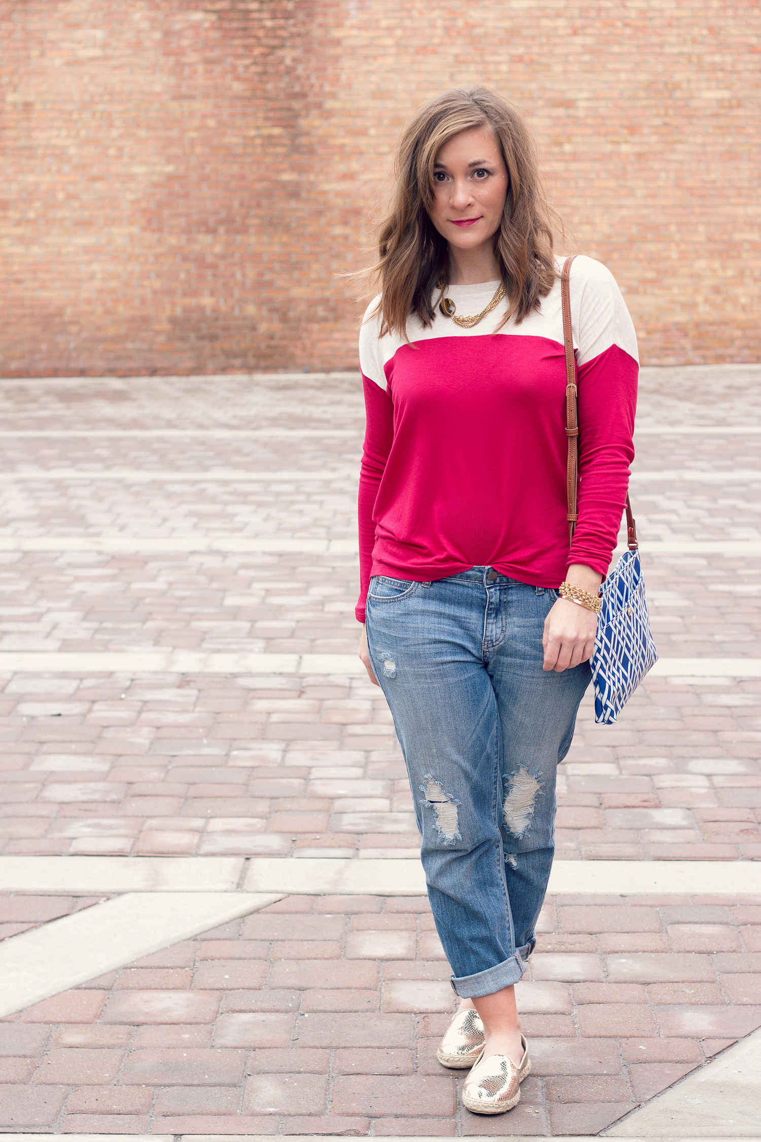 Cute Spring Time Outfit for Women