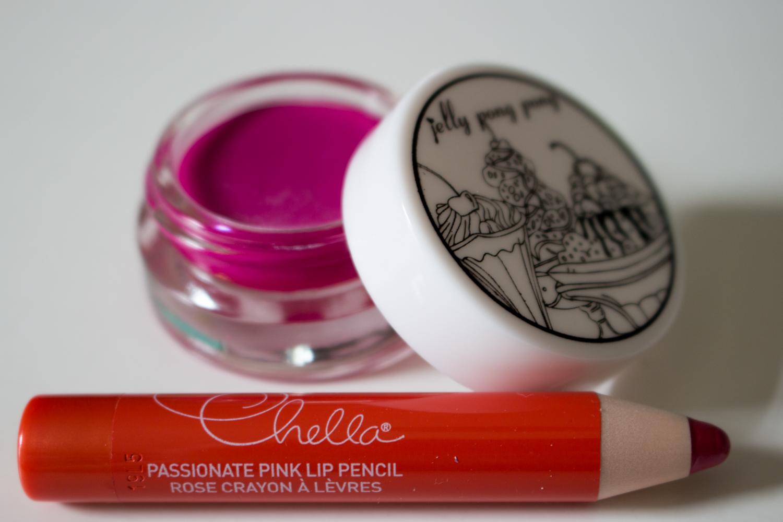 Hydrating Lip Gloss and Hydrating Lip Pencil
