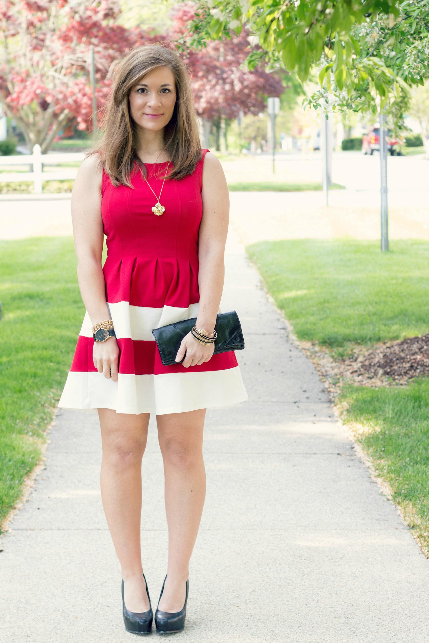 Cute Skater Dresses for Spring