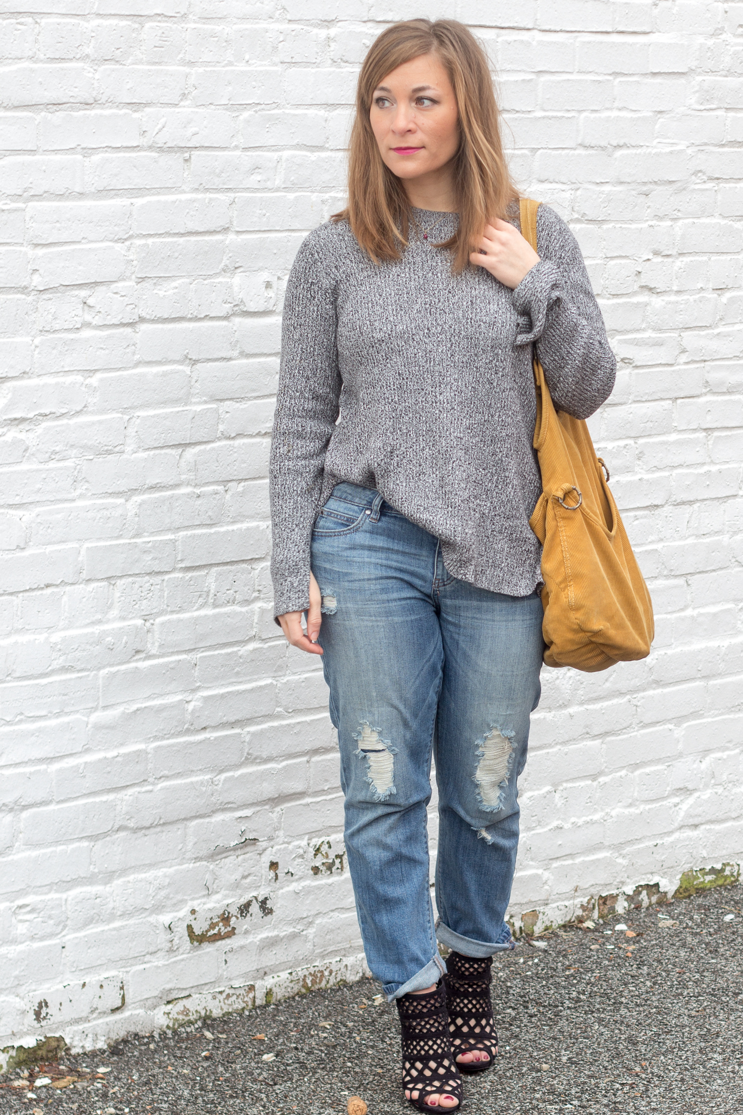 Sweaters and Jeans Outfit