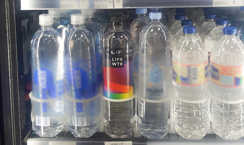 Lifewater Bottles