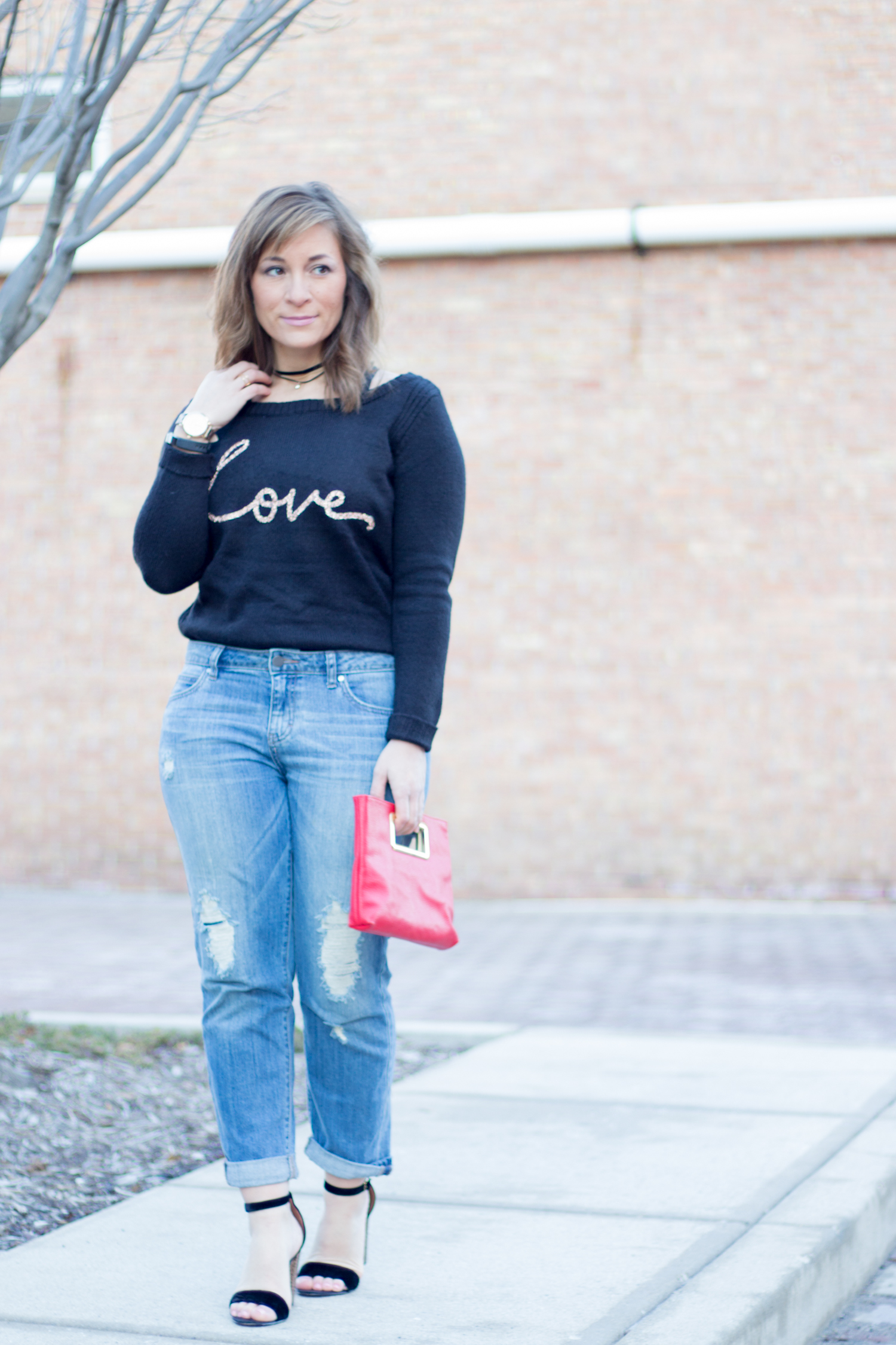 Jeans and Heels