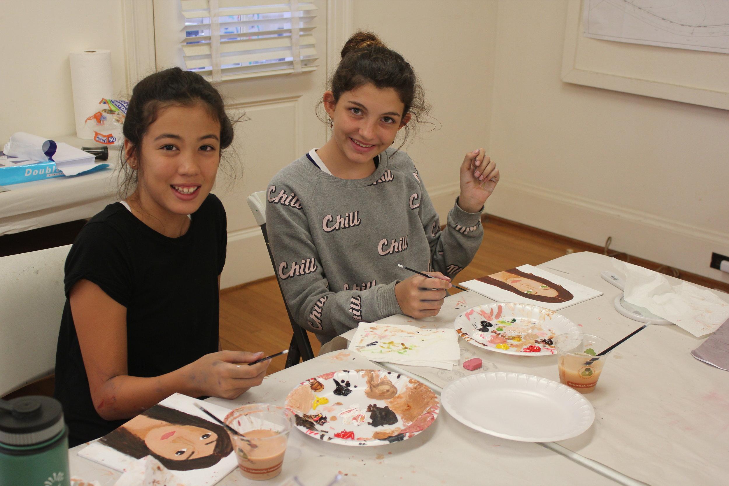 Teens & Tweens Art Academy