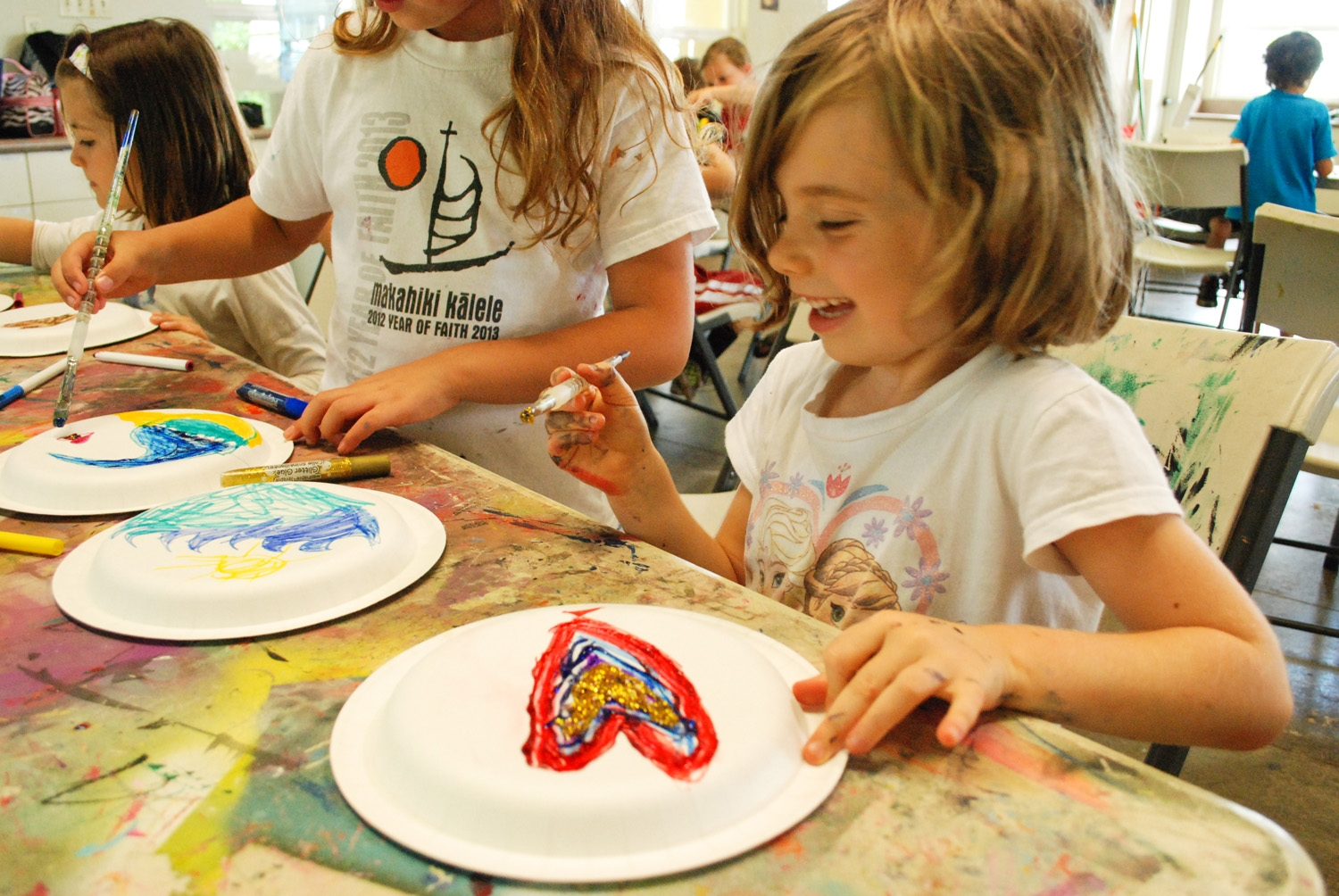 Youth Art Camps