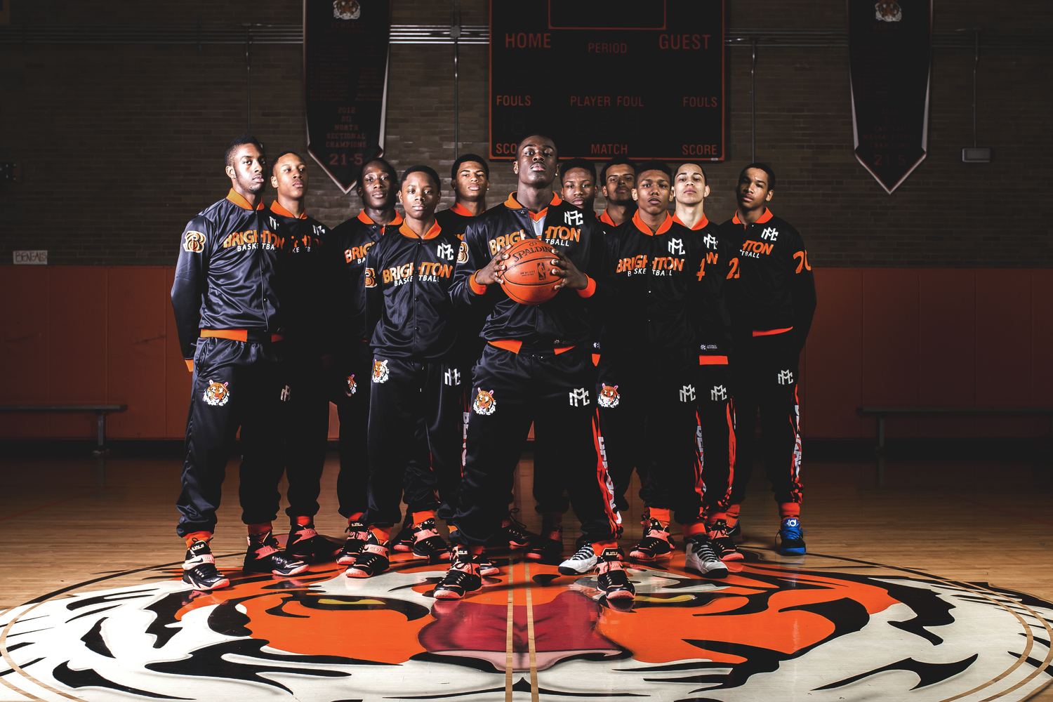 Outfitting champions Mattapan startup designs athletic wear for local teams. -Bay State Banner -