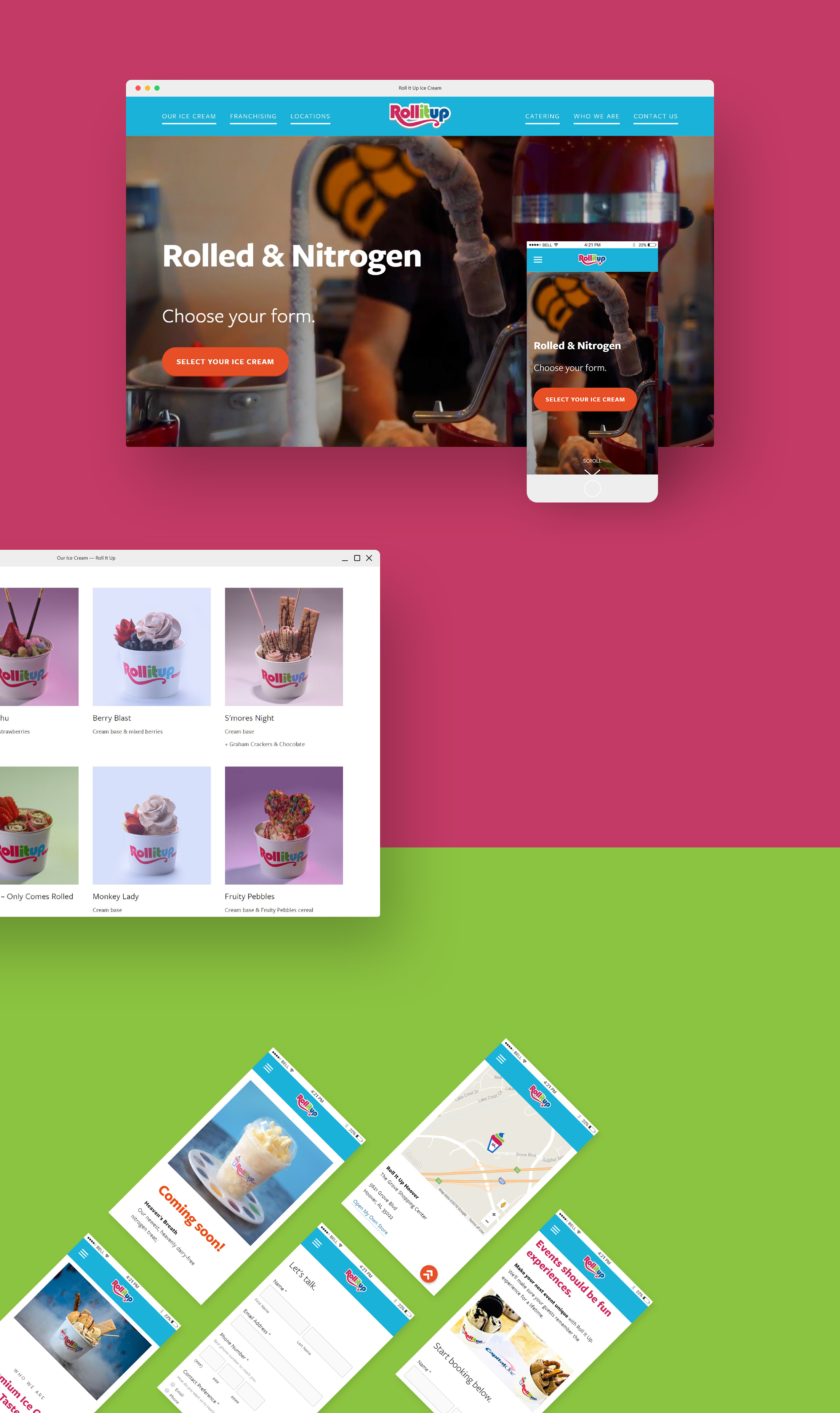 RollItUpIceCrea_mobilesite_UI_graphicdesign_screens.jpg