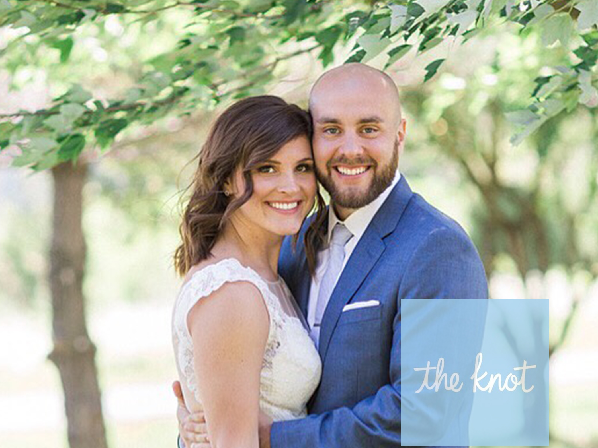 THE KNOT:  LAUREN & DAN