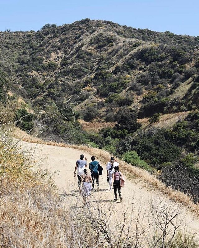 amazing ladies — after a very long break from in-person gatherings, we are back in action in partnership with @evemeetswest and her organization @hikeclerb. our founder @martha_kirby will be leading the way too! - this sunday, 10.21 at 9:30am, we're taking to the trails with a 4-mile hike starting from trippet ranch in topanga — complete with new friends, epic views, and as always, girl power. - everyone welcome, all you have to do is show up. comment or dm with any questions. we can't wait to meet you! photo @francothehuman