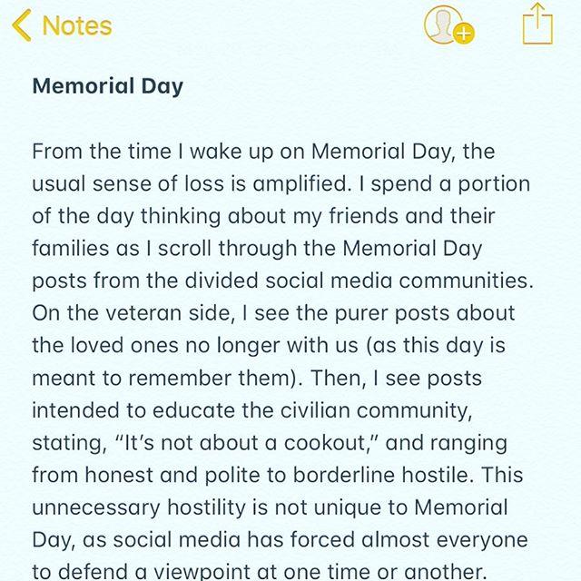 #memorialday  #neverforget  #modernwarriorlive