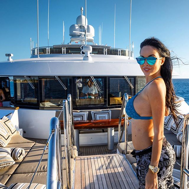 Where will life take you today? make sure to follow @susanna_canzian to see some of the best luxury photo-shoots in the world. Was awesome working with her onboard this Superyacht Charter production for @yachtoceanclub by @marinevideopro :/ ⚓️🙏🎬. Photo by @aramphotography #superyachtlife #beautuful #success #motivation #mvp #yachtlife #videoagency #yachtphotographer #charteryacht  @iycyachts