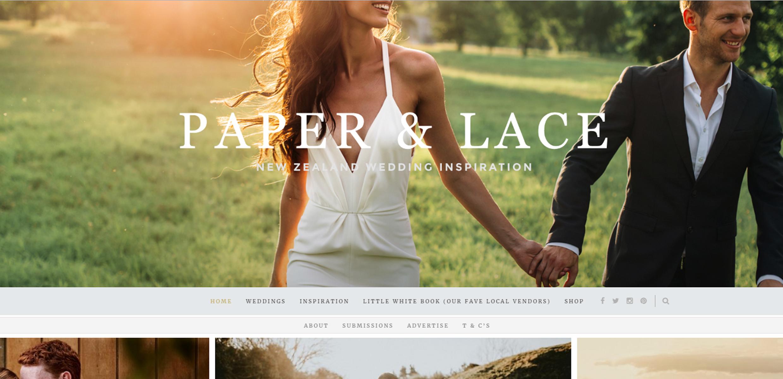 Paper & Lace