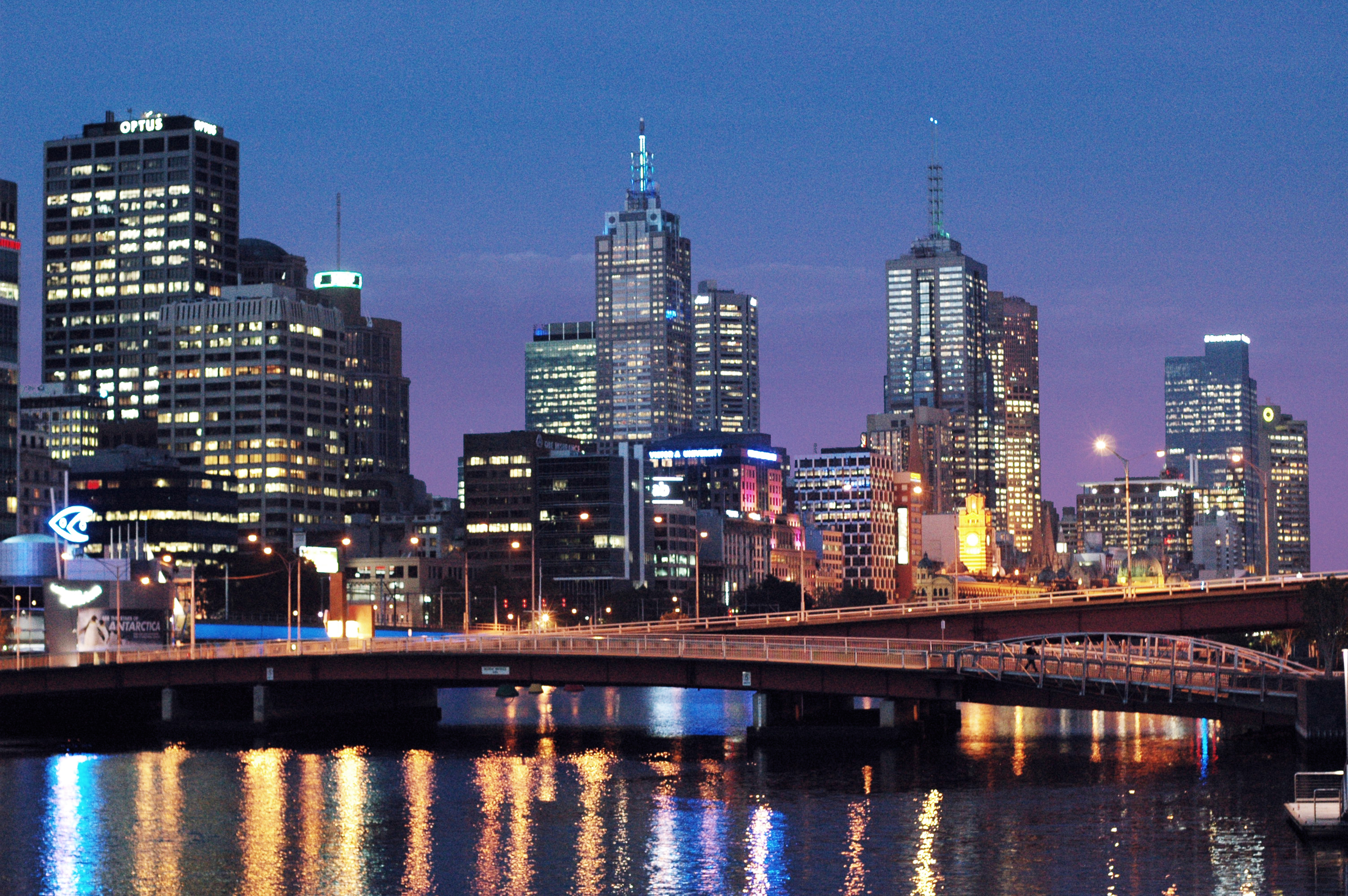 The 2012 edition was hosted by RMIT University in Melbourne, Australia.   Image by    Yasser Alghofily