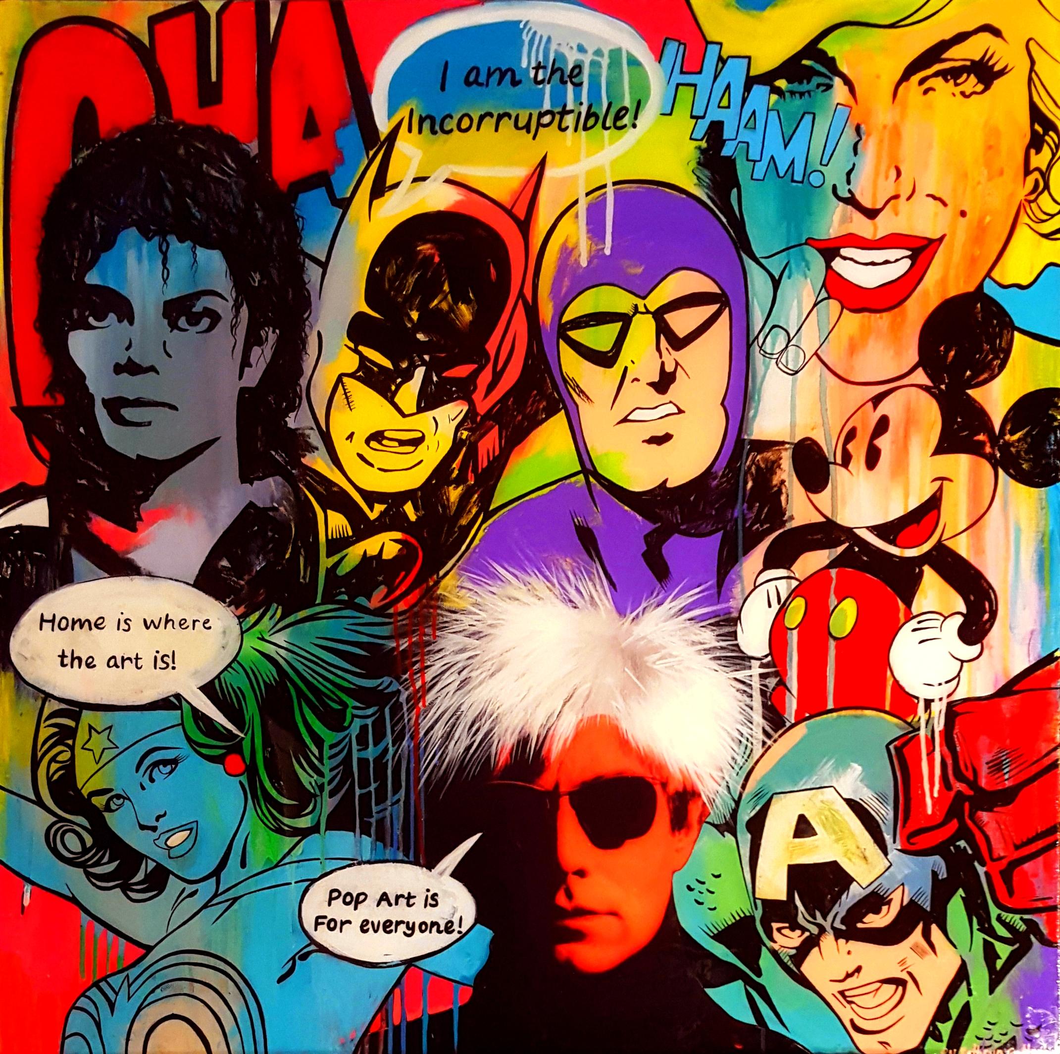 Thankyou Mr Warhol for making my head Pop by Kathryn Gallagher.jpg