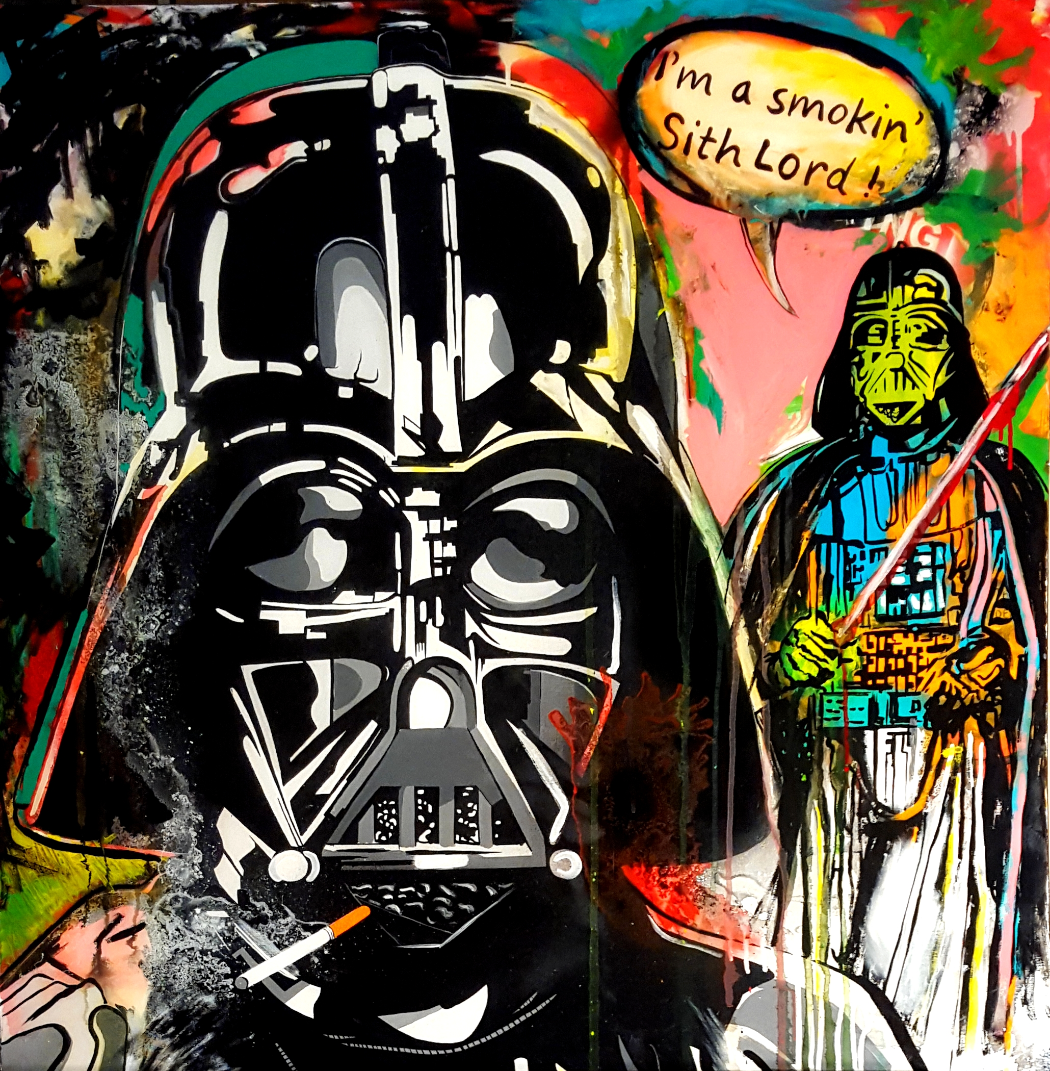 I'm a Smokin Sith Lord by Kathryn Gallagher.jpg