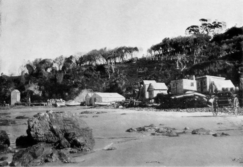 Port Molyneux 1913