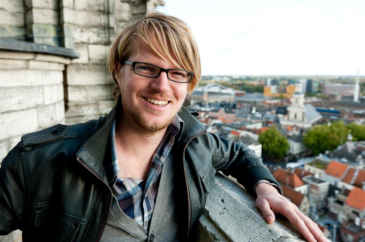 Paul Maassen:Stadsbeiaardier van Breda