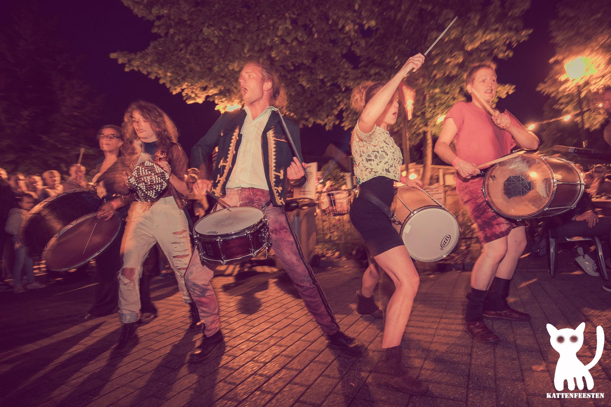 LKMTiV - Jo Zanders & zijn zes percussionista's