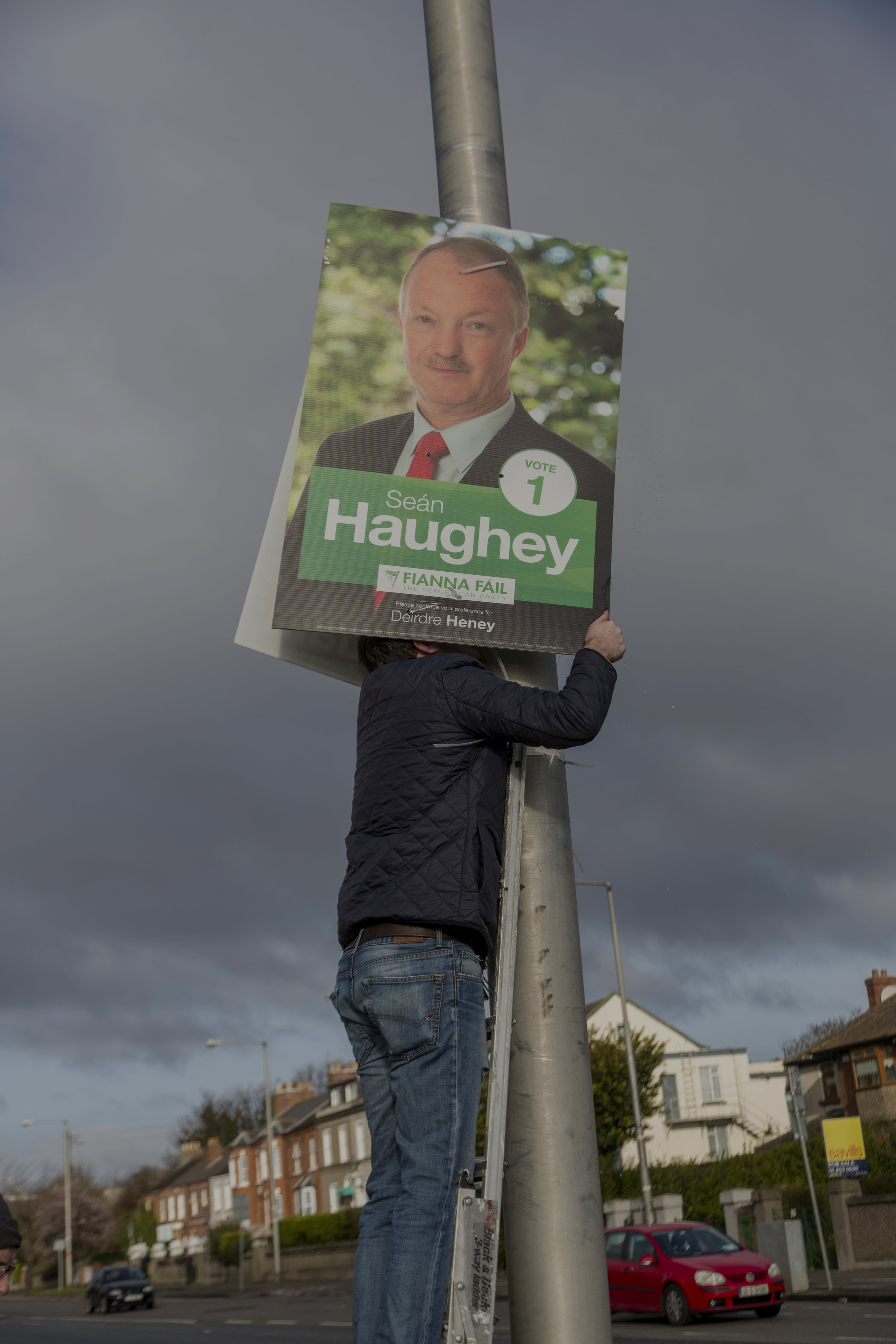 Election poster