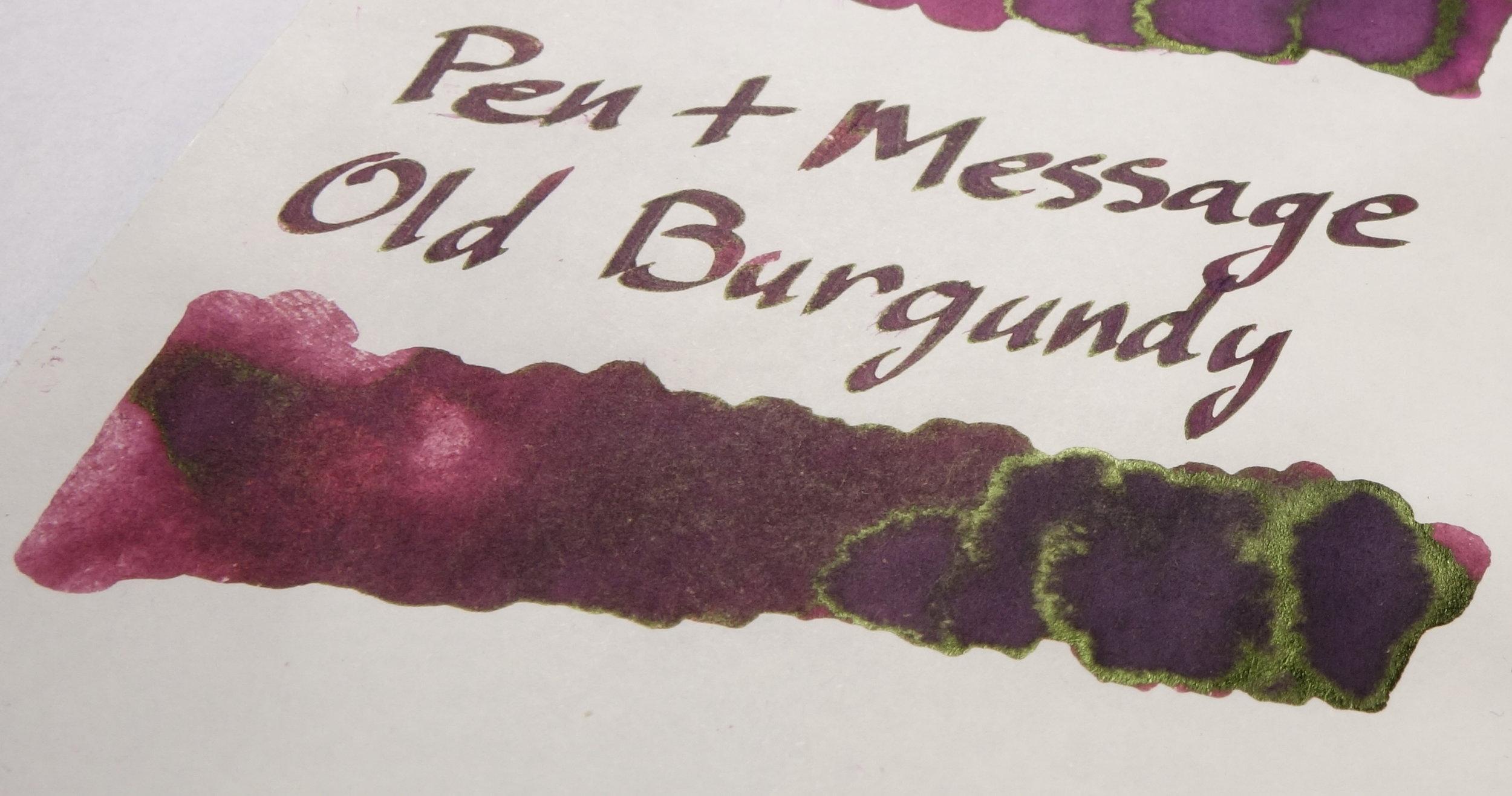 Sheen Pen + Message Old Burgundy.JPG