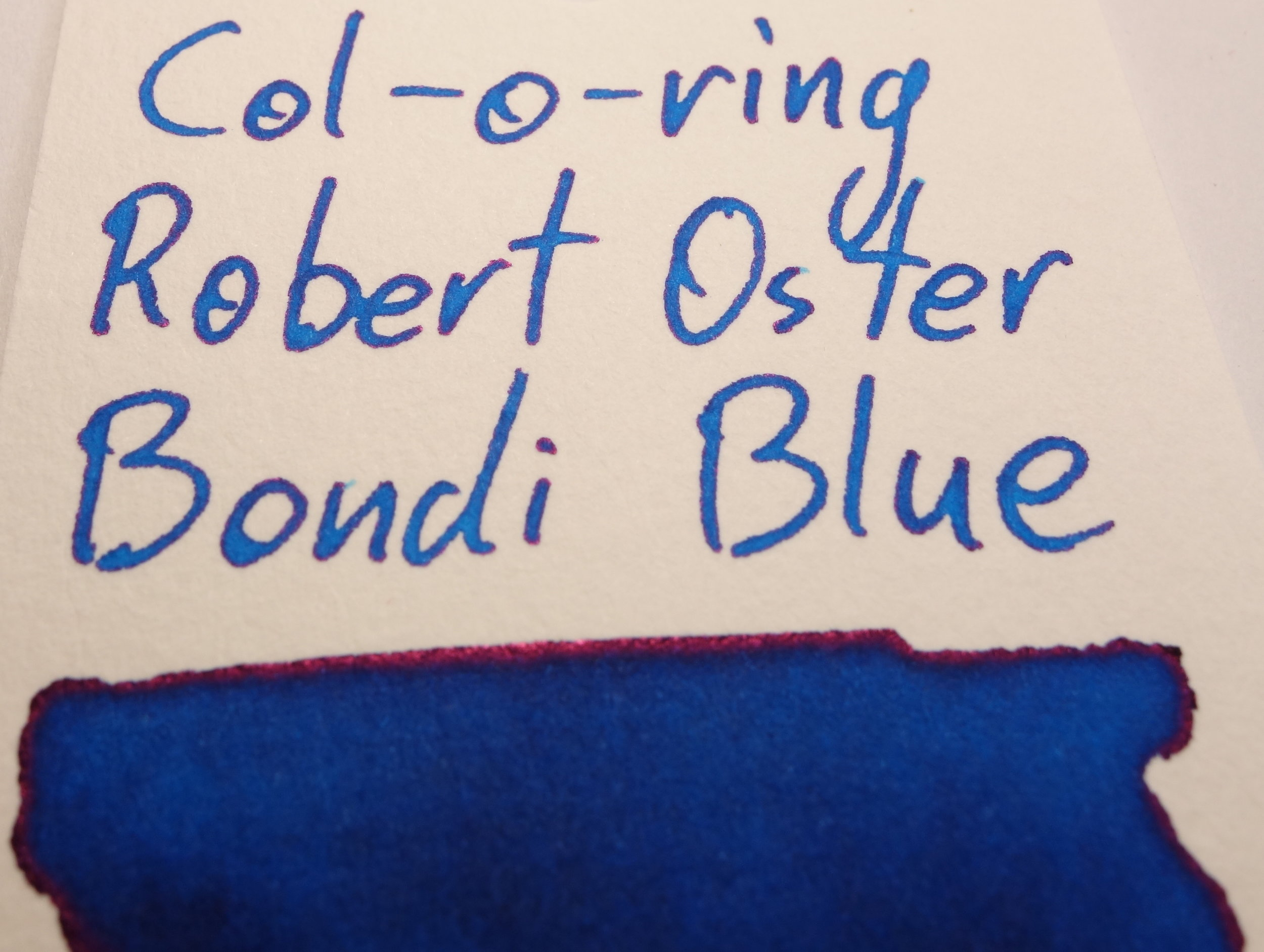 Robert Oster Bondi Blue Sheen Col-o-ring.JPG