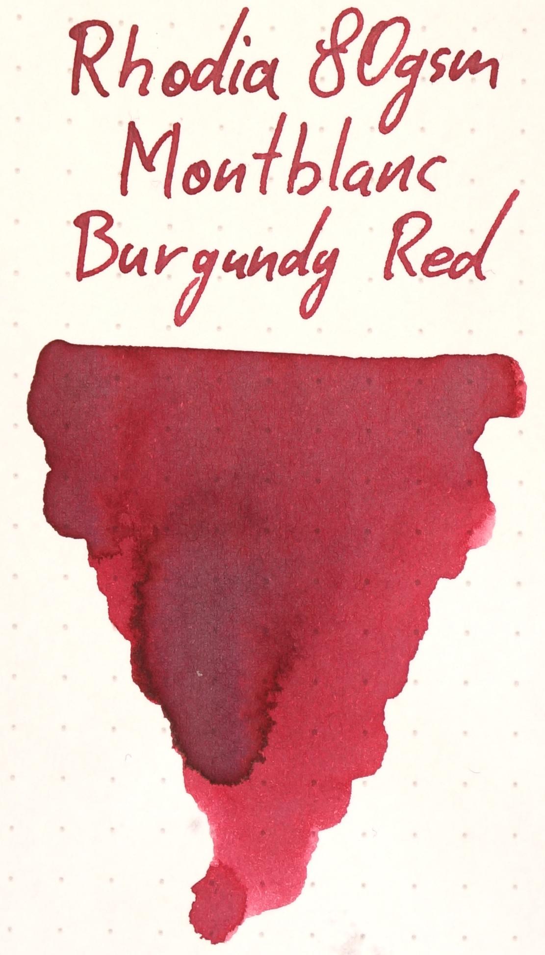 Montblanc Burgundy Red Rhodia.JPG