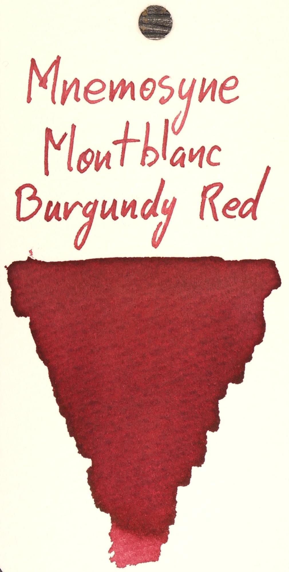 Montblanc Burgundy Red Mnemosyne.JPG