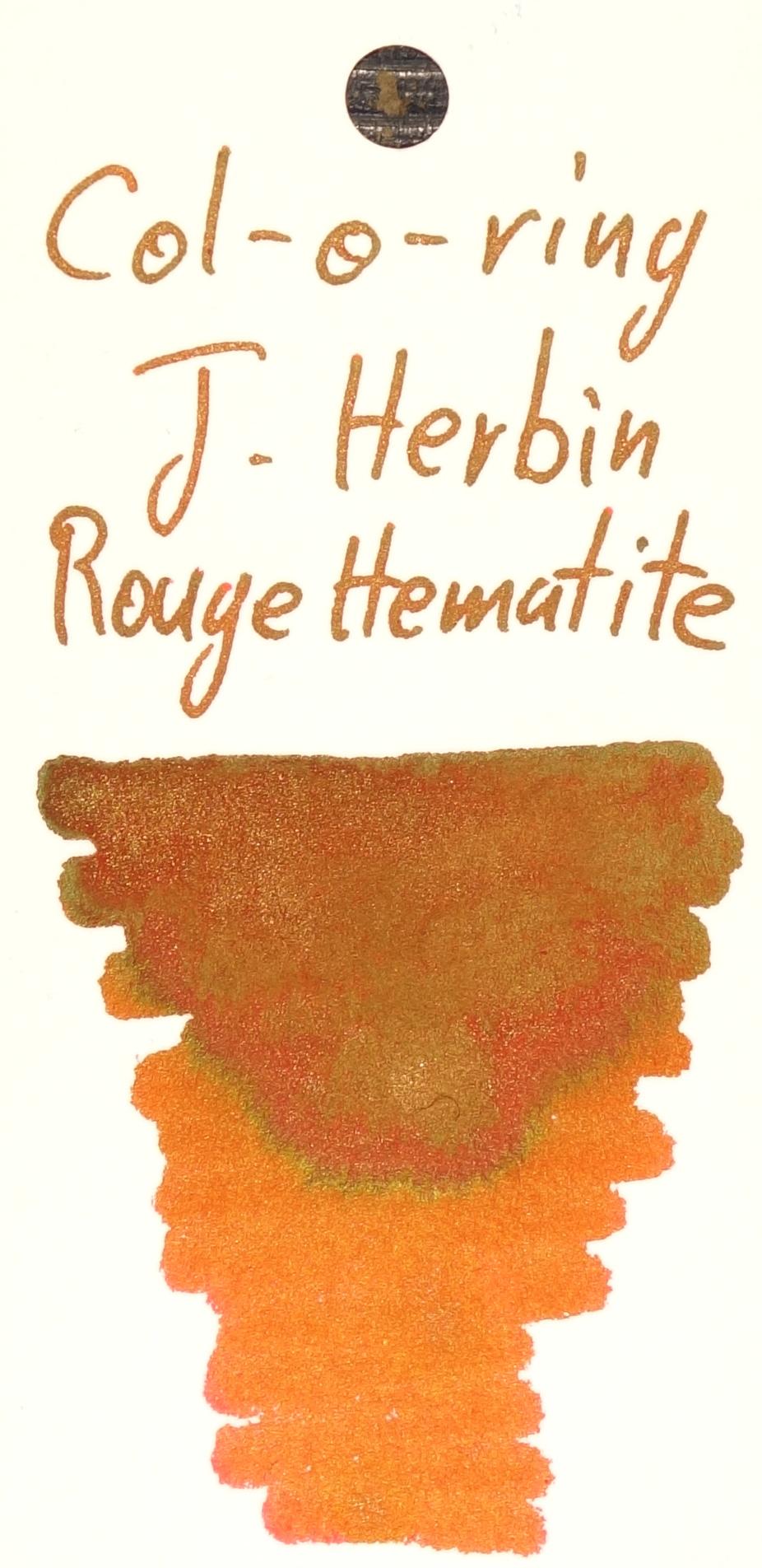 J. Herbin Rouge Hematite Col-o-ring.JPG
