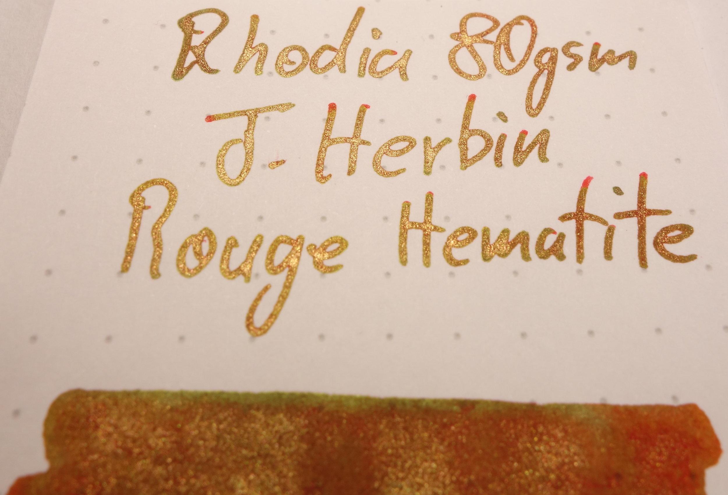 J. Herbin Rouge Hematite Sheen Rhodia.JPG