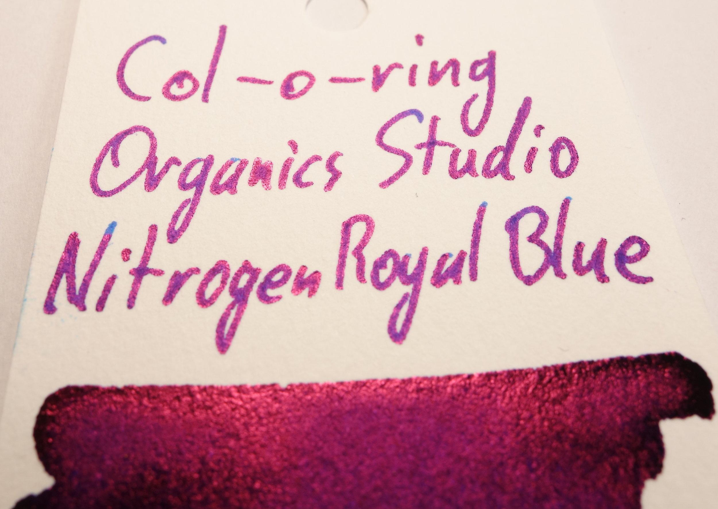 Organics Studio Nitrogen Royal Blue Sheen Col-o-ring.JPG