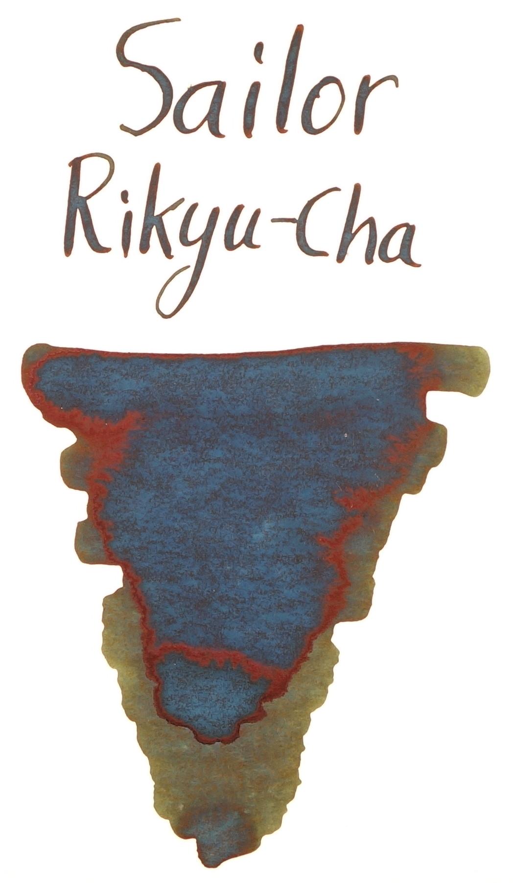 Sumi Hi Bulk Rikyu-cha