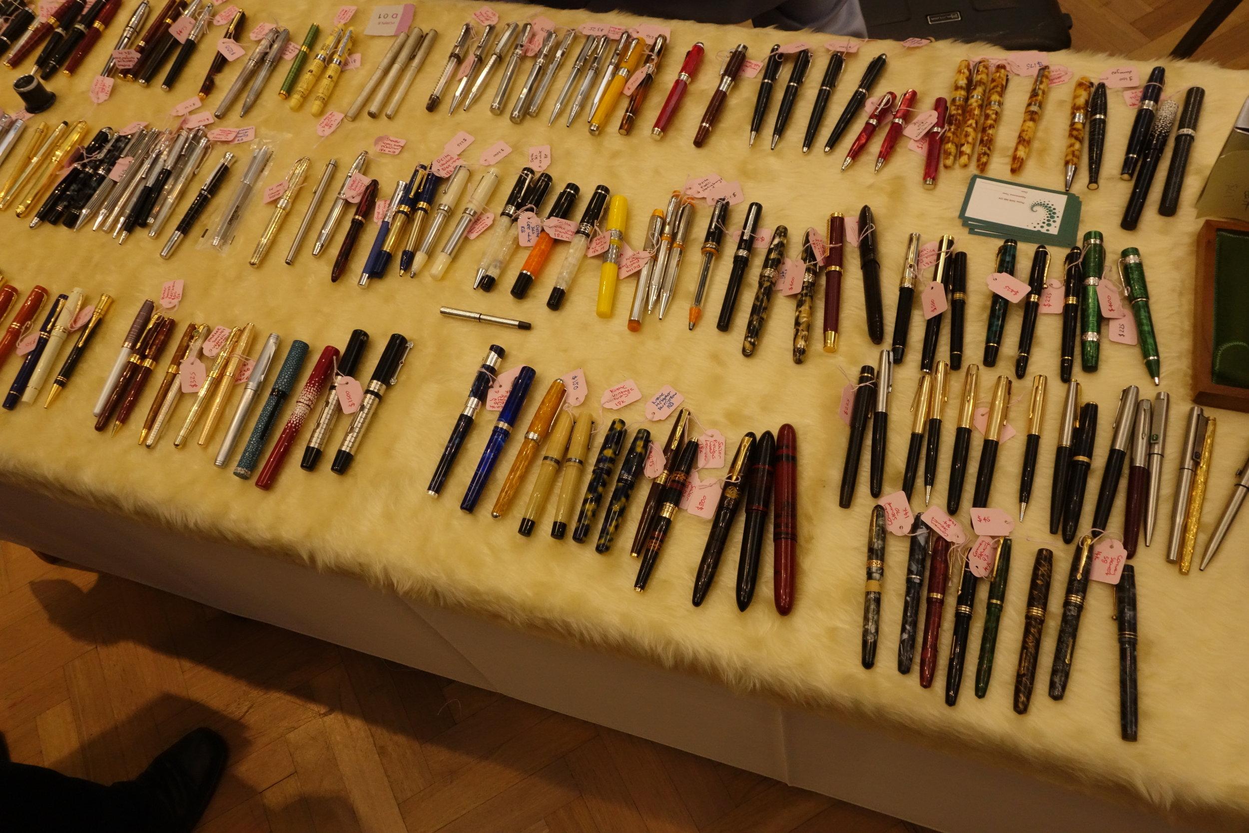 Melbourne Pen Group Sales
